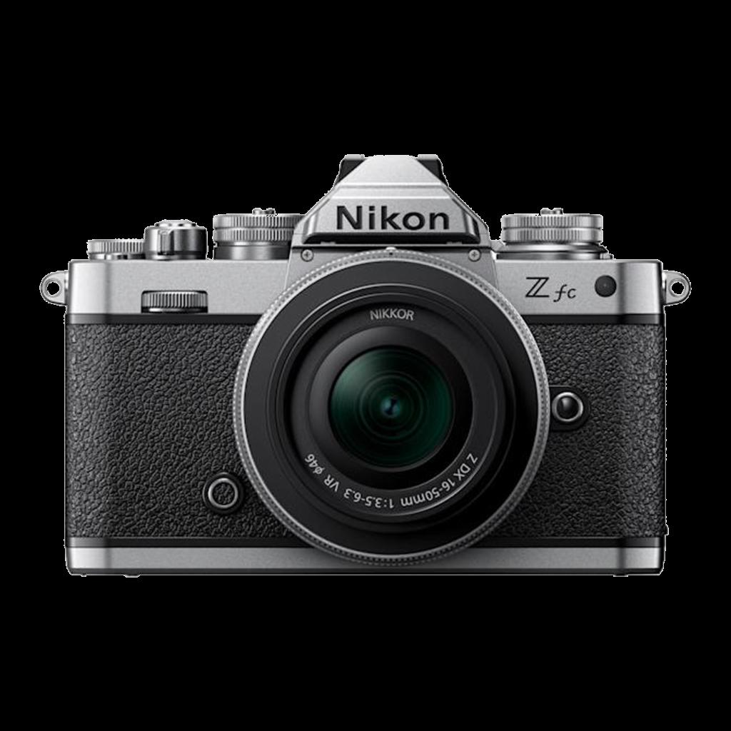 Nikon Z FC, un appareil photo rétro et efficace ! - www.heavybull.com
