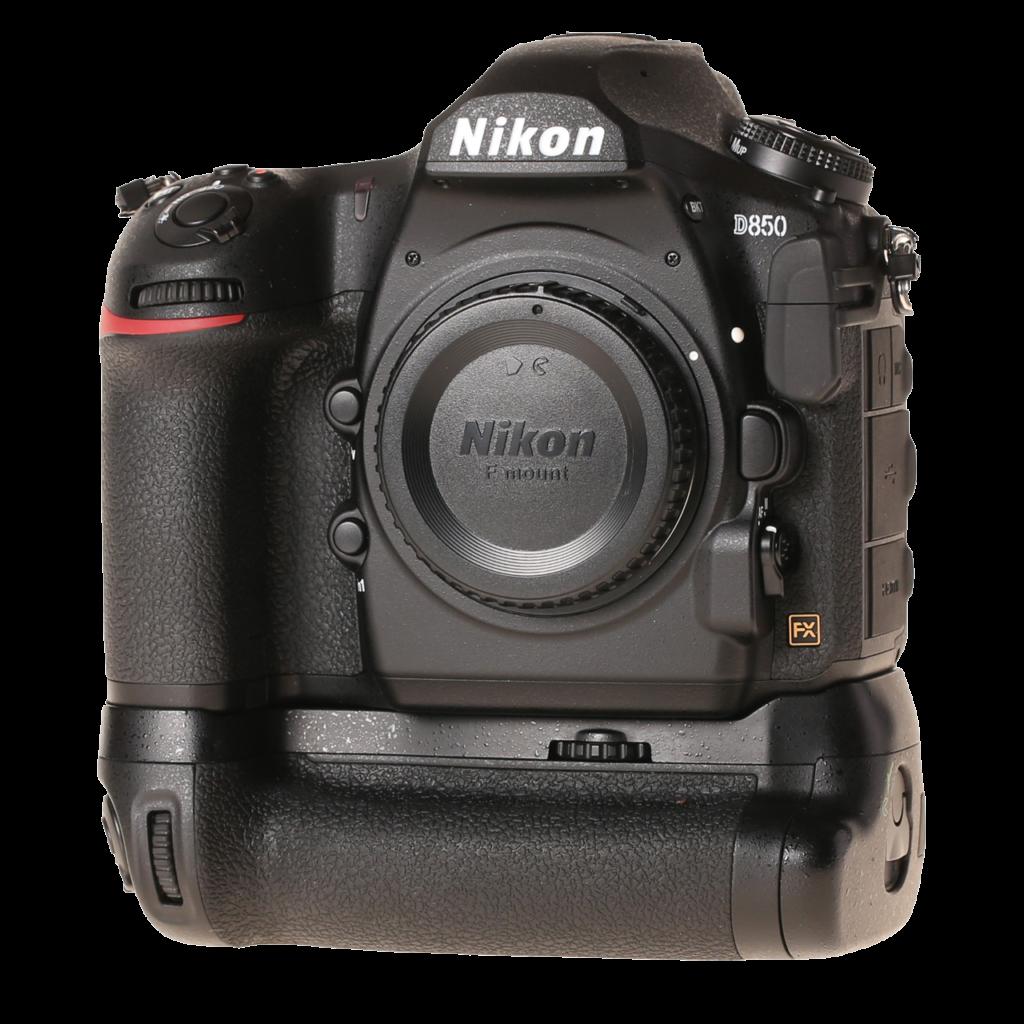Appareil photo reflex DSLR Nikon D850  - www.heavybull.com