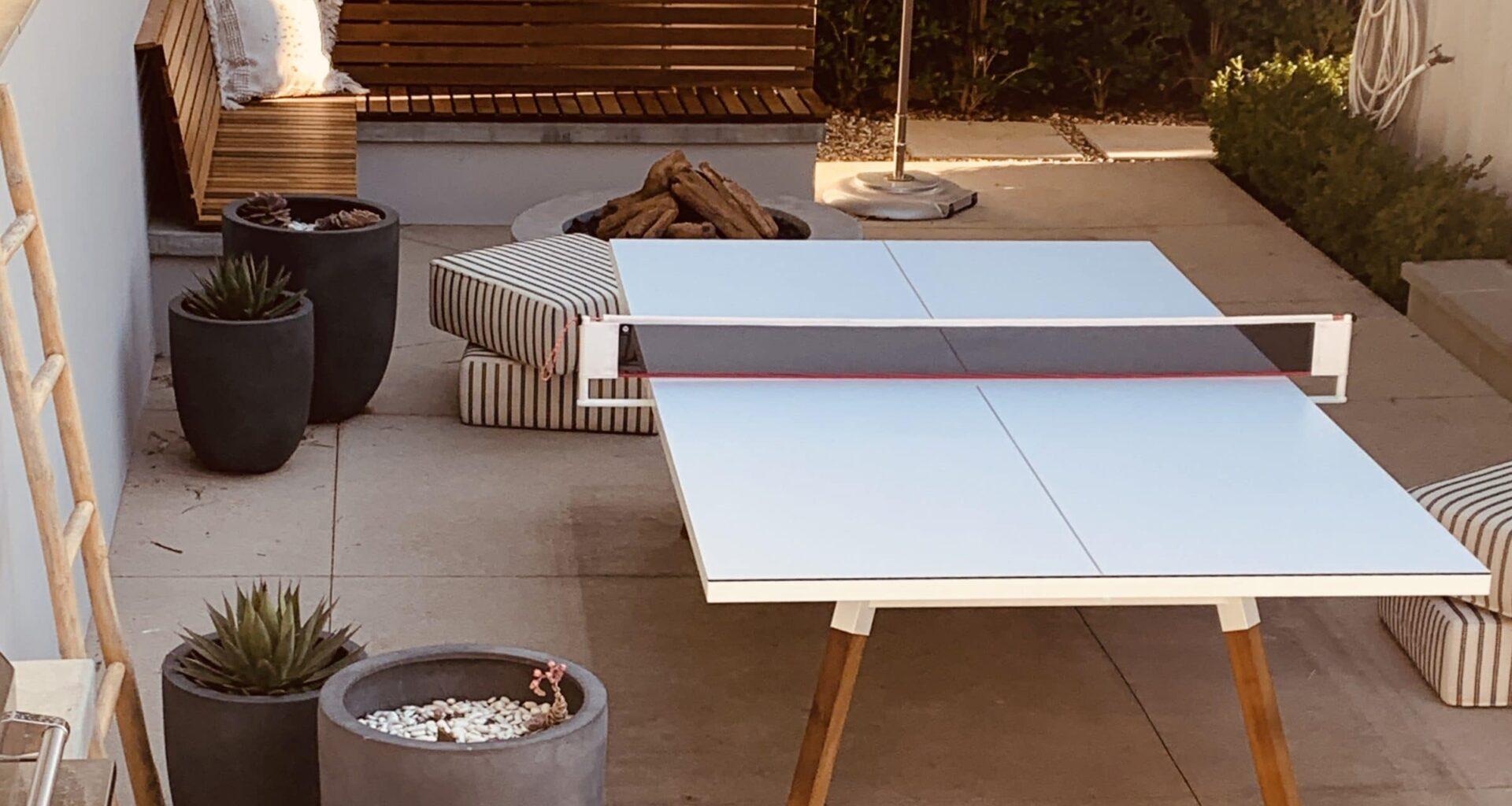 Les meilleures et plus belles tables de ping-pong en 2021 - www.heavybull.com