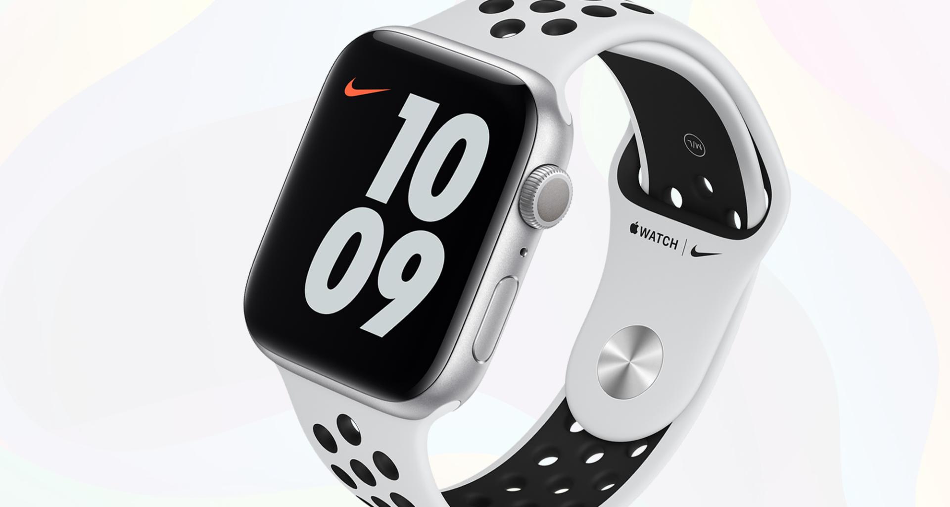 L'Apple Watch x Nike Series 6 est en promo aujourd'hui ! - www.heavybull.com
