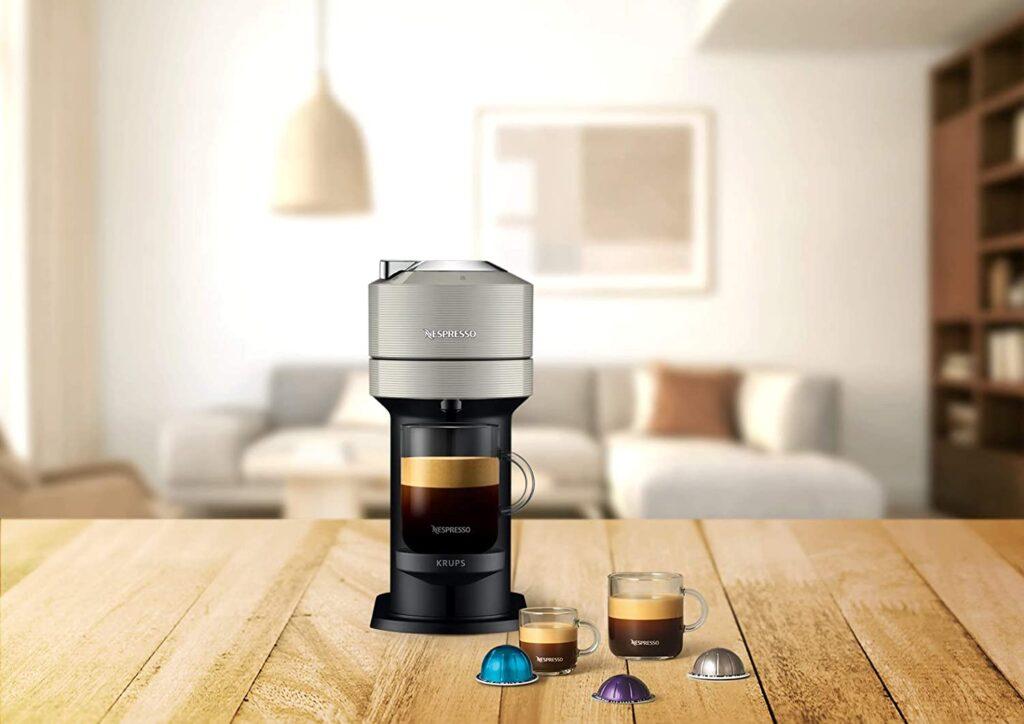 La Nespresso Vertuo Magimix est à moins de 80 euros - www.heavybull.com
