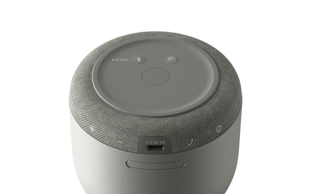 Sony lance sa nouvelle lampe-enceinte, et elle est somptueuse - www.heavybull.com