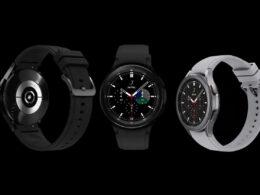 Les photos du Samsung Galaxy Watch 4 Classic ont fuités - www.heavybull.com