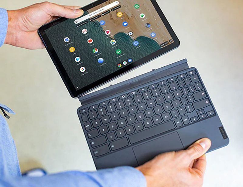 Super prix sur la tablette 2-en-1 Lenovo IdeaPad Duet - www.heavybull.com