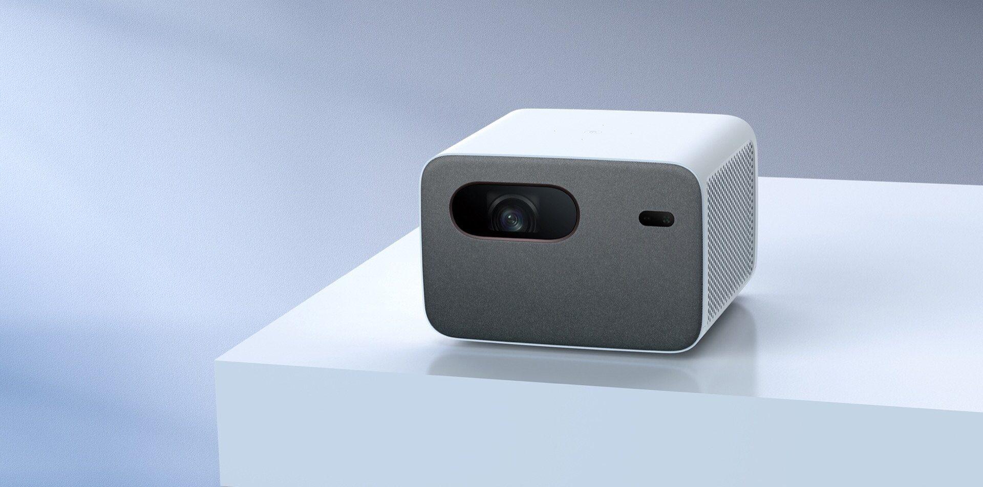 Le projecteur WiFi Xiaomi Mi Smart 2 Pro est à un super prix aujourd'hui ! www.heavybull.com