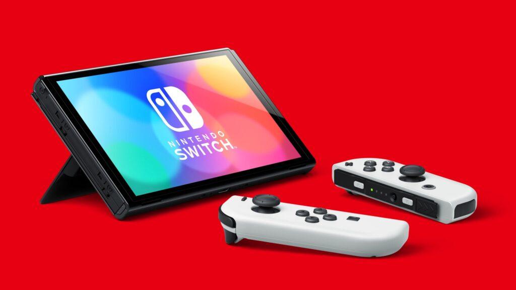 La Nintendo Switch OLED est maintenant disponible en précommande ! www.heavybull.com