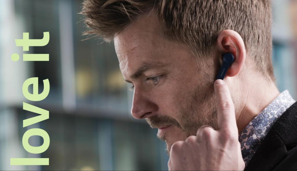 Nokia dévoile de nouveaux écouteurs à réduction de bruit - www.heavybull.com