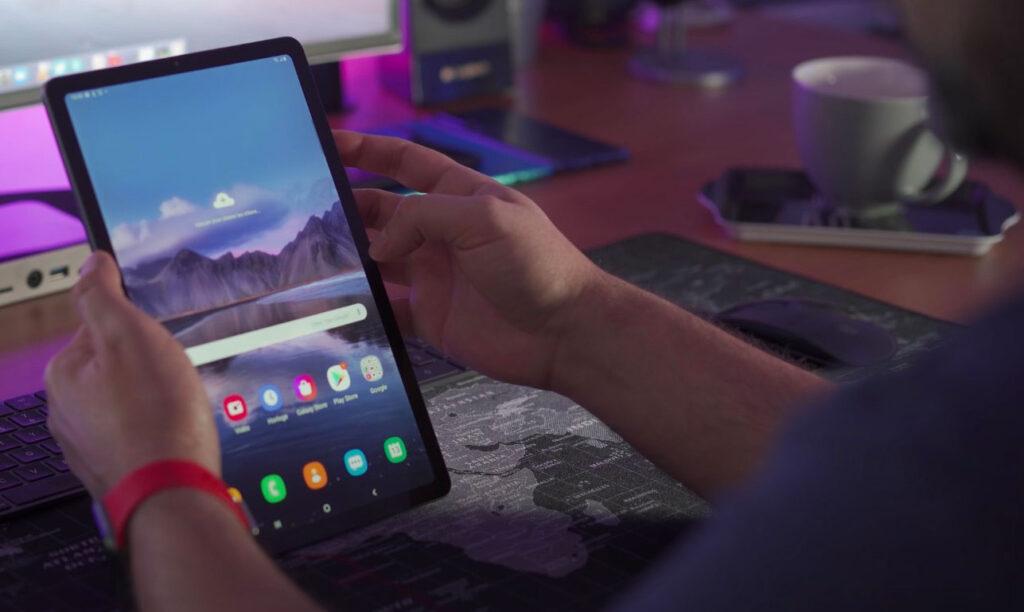Super prix sur la tablette Samsung Galaxy Tab S6 Lite 64 Go - www.heavybull.com